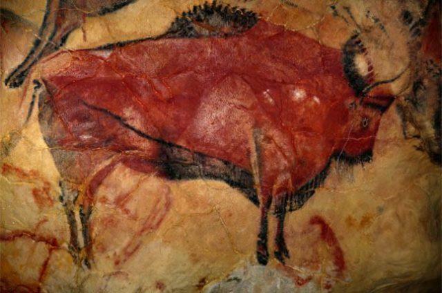 La pintura rupestre