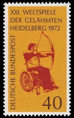 Juegos paralímpicos de Heidelberg