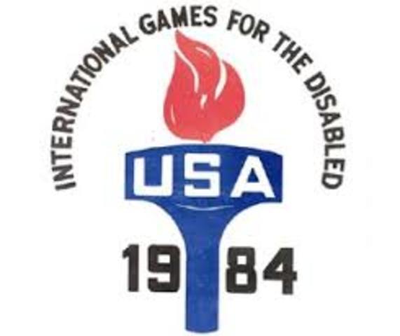 Juegos Paralímpicos de Nueva York