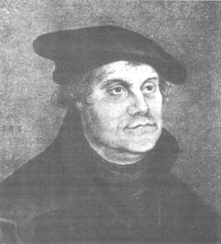 Martín Lútero