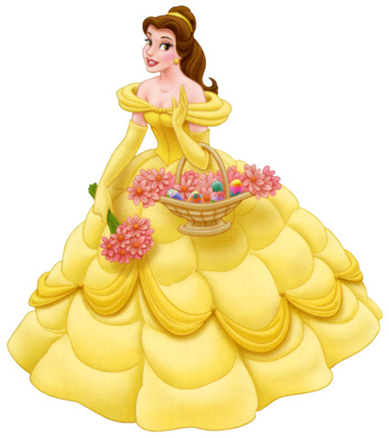 Beauty and the Beast (Princess Belle)