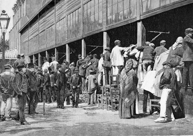 Primer acuerdo entre industriales y jóvenes obreros