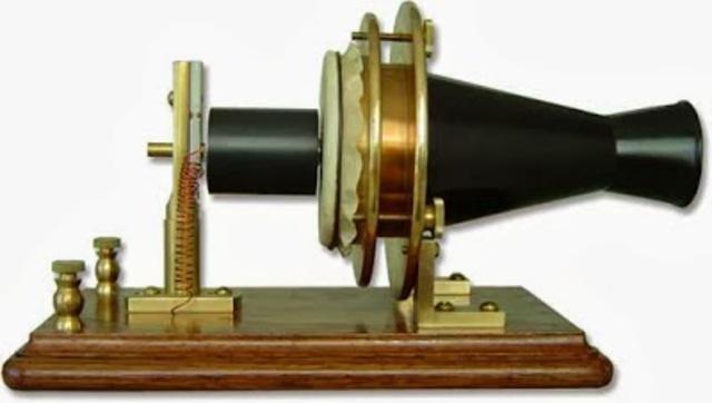Primer teléfono 1876