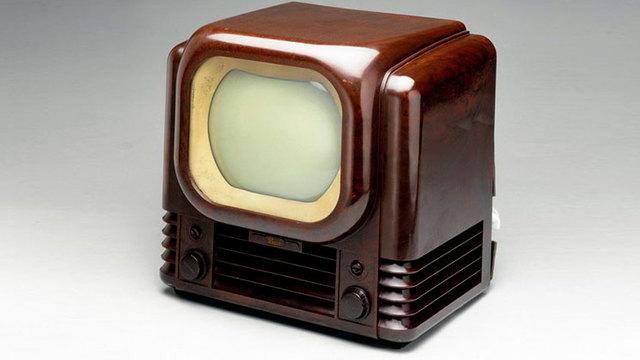 Televisión a Color STSC 1940