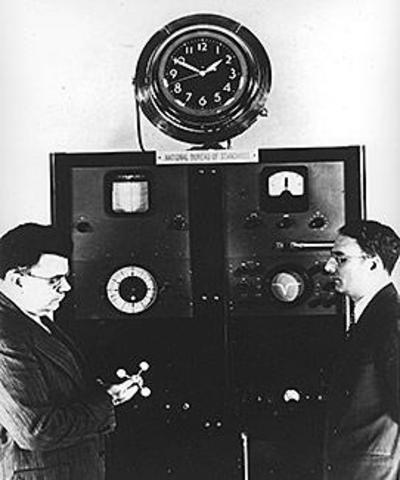 1948 Reloj Atómico