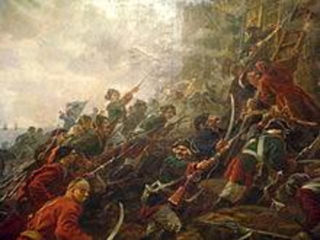 Catherine Incites War with Turkey