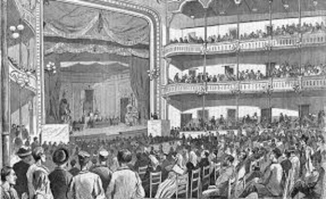 Congreso obrero Barcelona