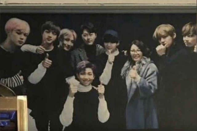 Famila de Min Yoongi
