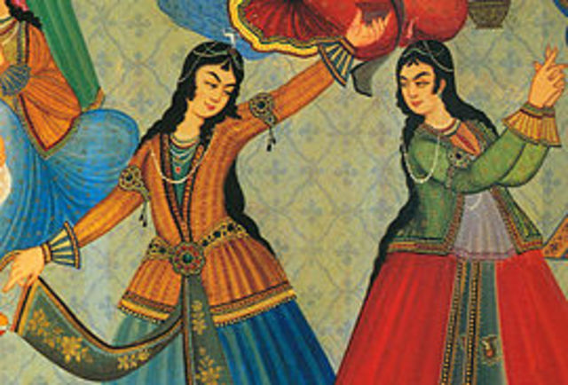 Classical Persian Dancing