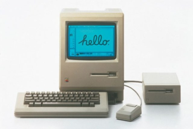 Macintosh personal
