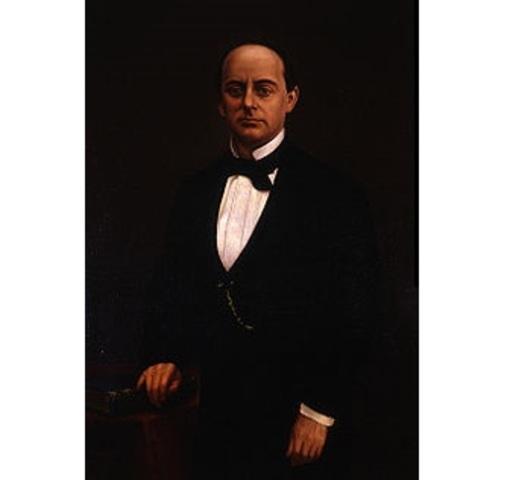 Sebastián Lerdo de Tejada, presidente