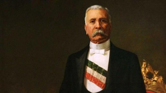 Porfirio Díaz presidente