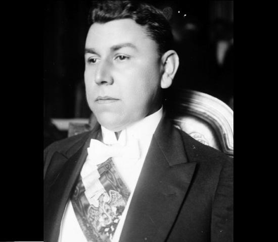 Adolfo de la Huerta, presidente