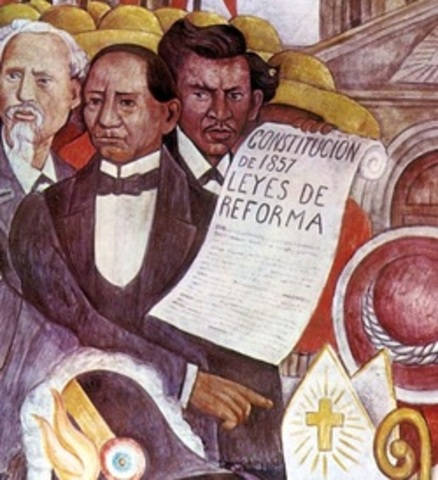 Promulgación de las leyes de reforma