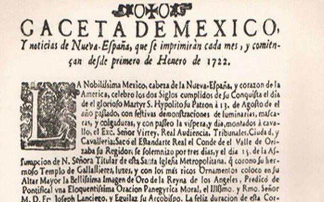 Gaceta de México