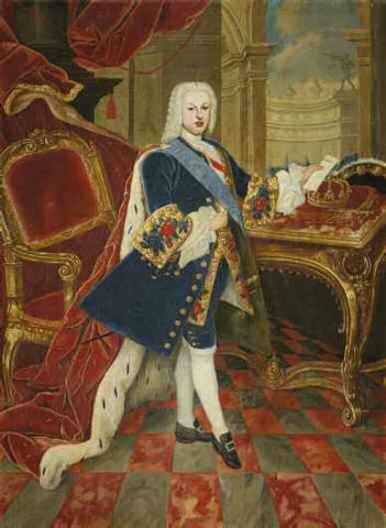 Fernando IV, rey de España