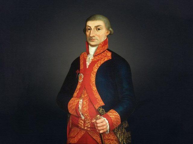 José de Iturrigaray, virrey