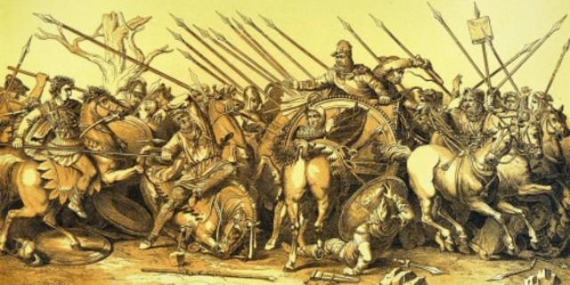 Alejandro Magno conquista Egipto: