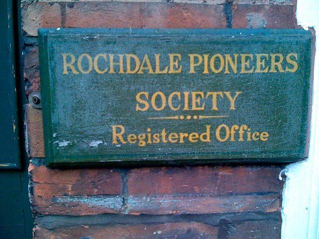 Sociedad Equitativa de los Pioneros de Rochdale