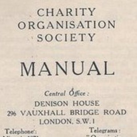 Charity Organization Society