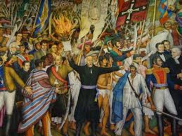 Empieza la Guerra de Independencia