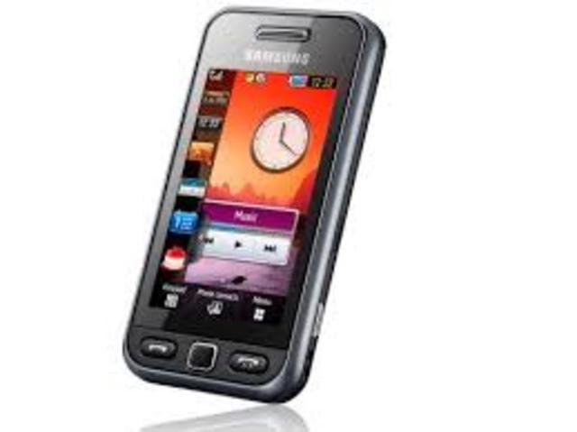 First Samsung SmartPhone
