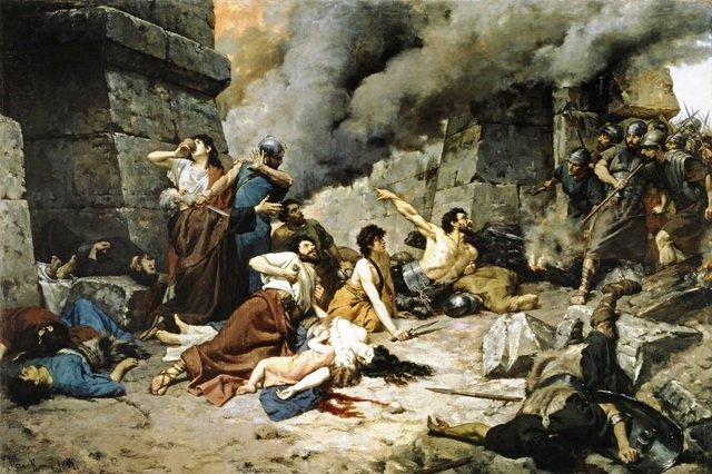 Roma comenzó la conquista y colonización de Hispania