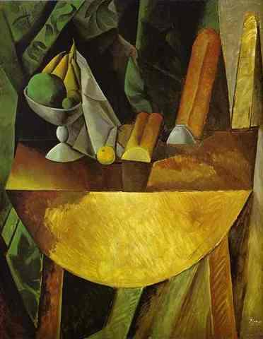 Cubism Period