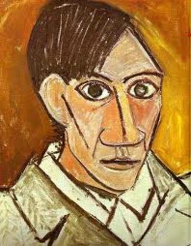 Picasso's Death