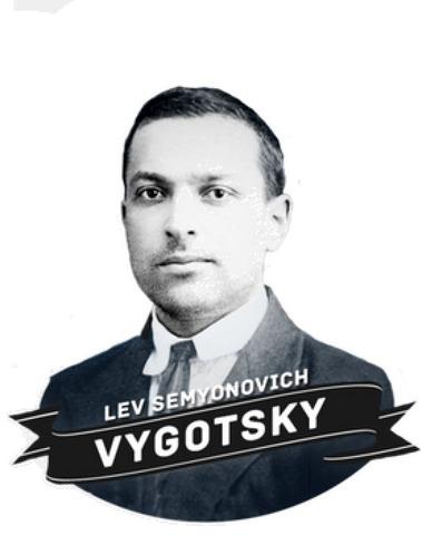TEORIA SOCIOCULTURAL -  Lev Vygotsky (1896-1934)