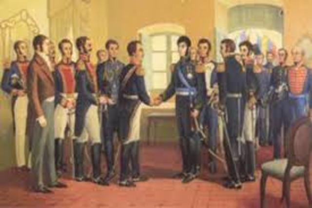 Independencia  de Panamá
