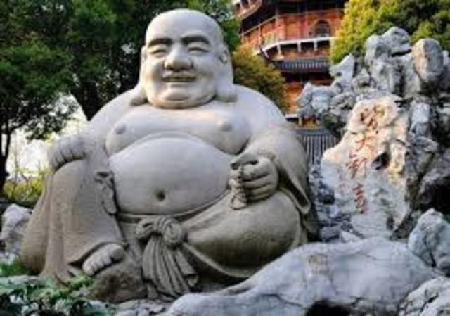 Se introduce el budismo en China