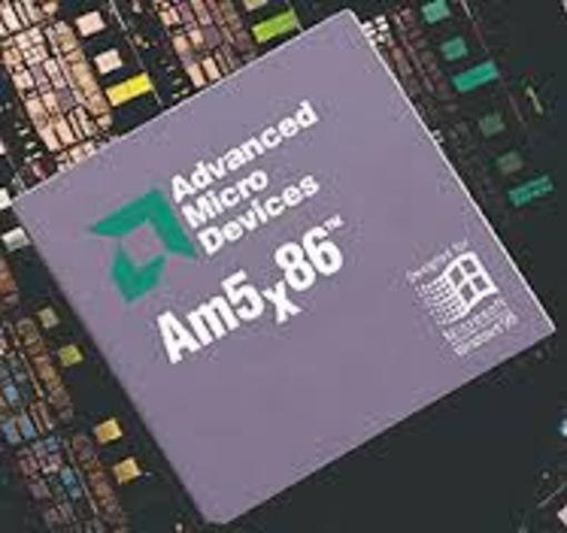 AMD Am5x86