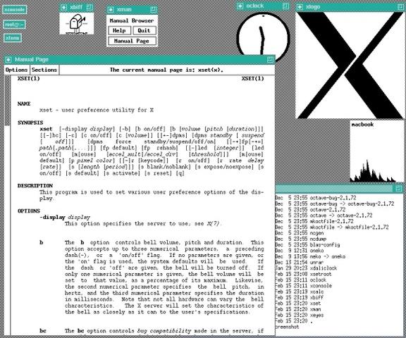 Inicio de UNIX