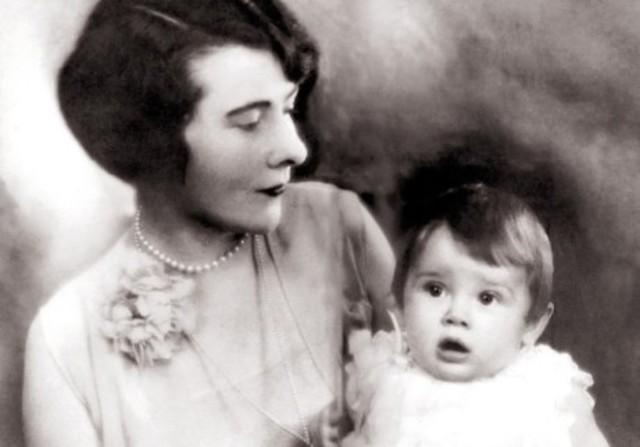 Audrey Hepburn was born.