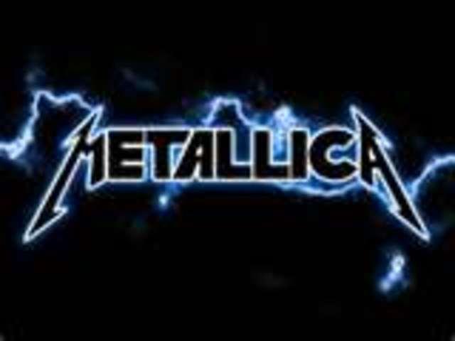Enter Sandman by Metallica