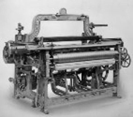 el telar mecánico: