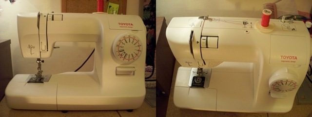 Toyota built their first sewing machine