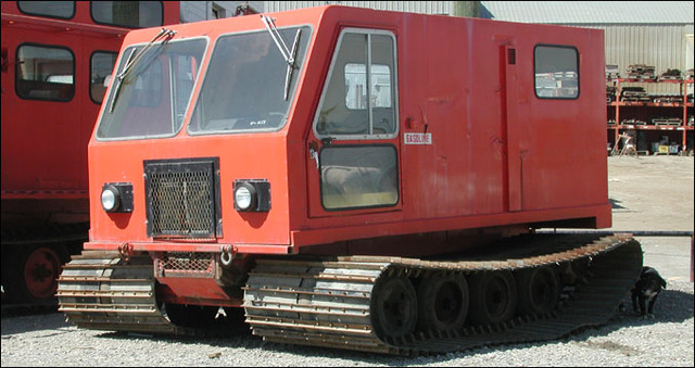 Bombardier Launches The Skidozer