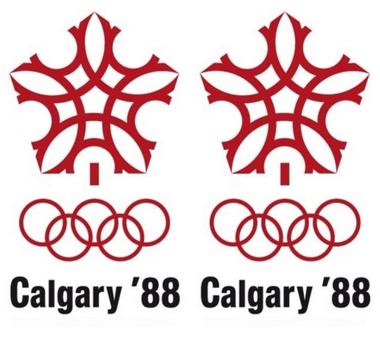 Bombardier Is The Official Supplier Of The Calgary Olympic Winter Games