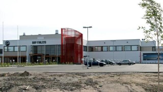 Bombardier Acquires Facilities Through A Partnership With A Finnish Company