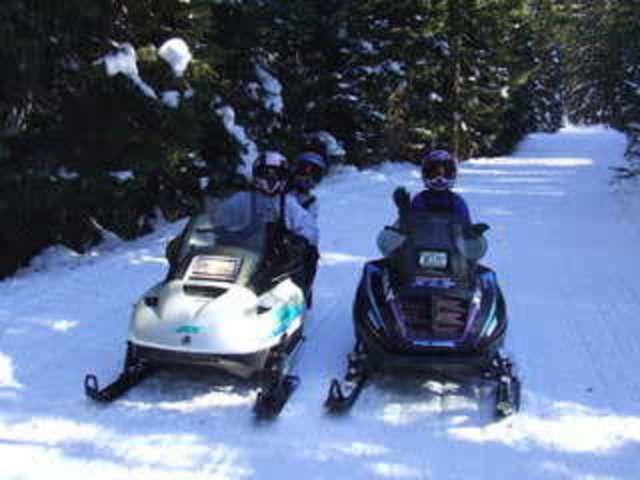 """The """"Summit"""" Snowmobile Is Launched"""