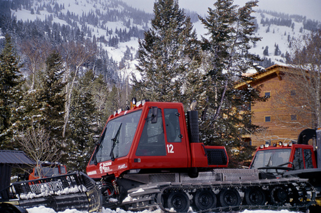 """The """"Plus MP"""" Snow Groomer is Launched"""