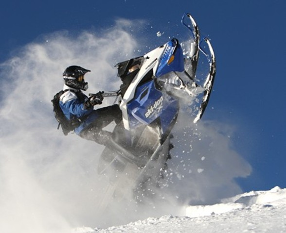 30th Anniversary Of The Lynx Snowmobile
