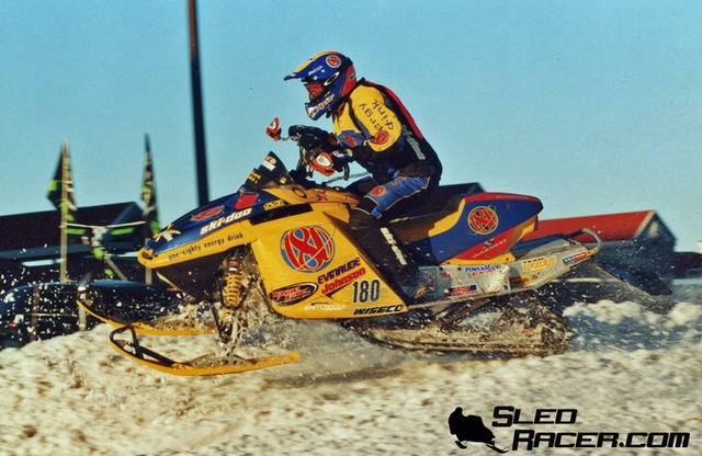 The Ski-Doo REV Models Are Launched