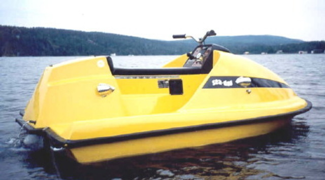 Bombardier Launches The First Sea-Doo