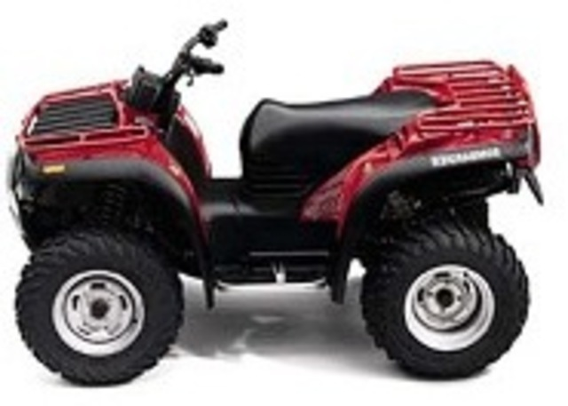 Bombardier Launches An ATV And Enters A New Market