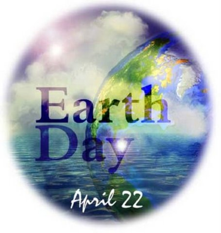 First Earth Day celebration