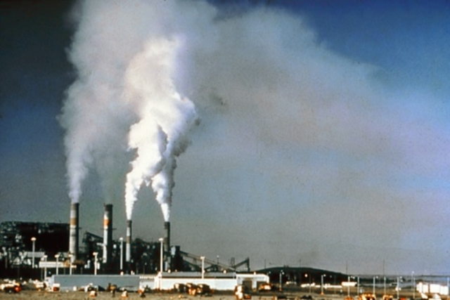 Congress passes the Clean Air Act