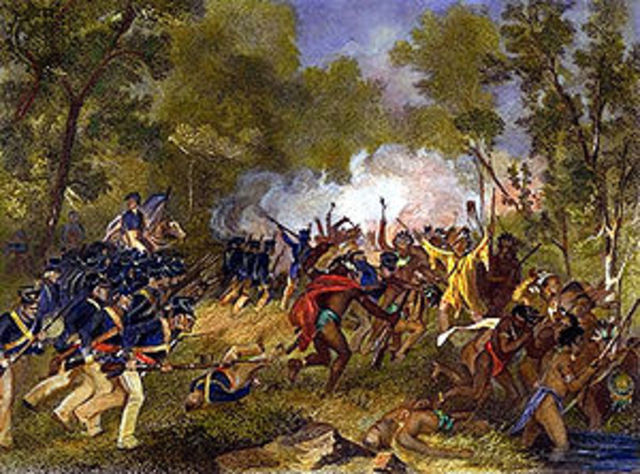 Victory at Tippecanoe